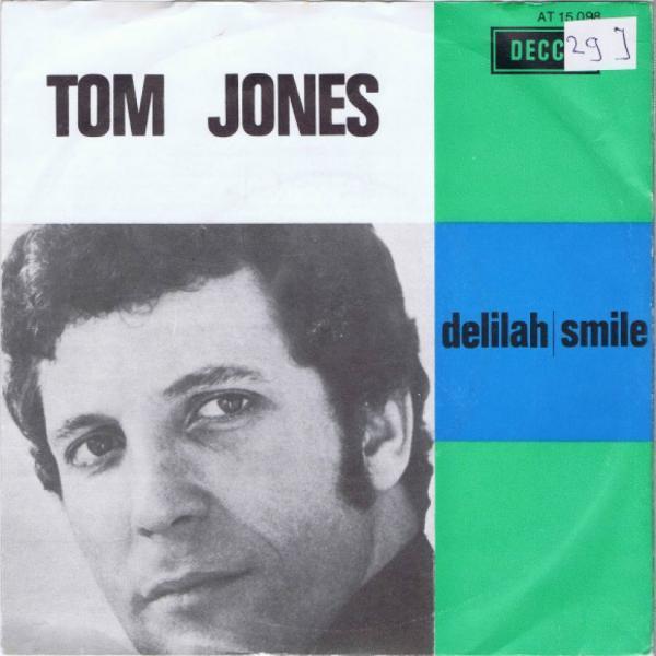 Delilah – Tom Jones