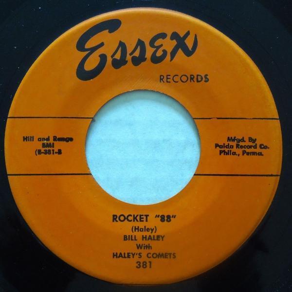 Rocket 88 – Jackie Brenston