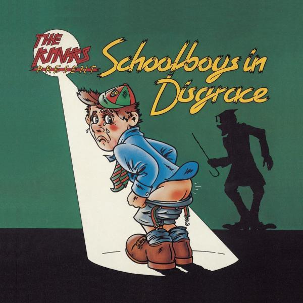 The Kinks: Schoolboys in Disgrace