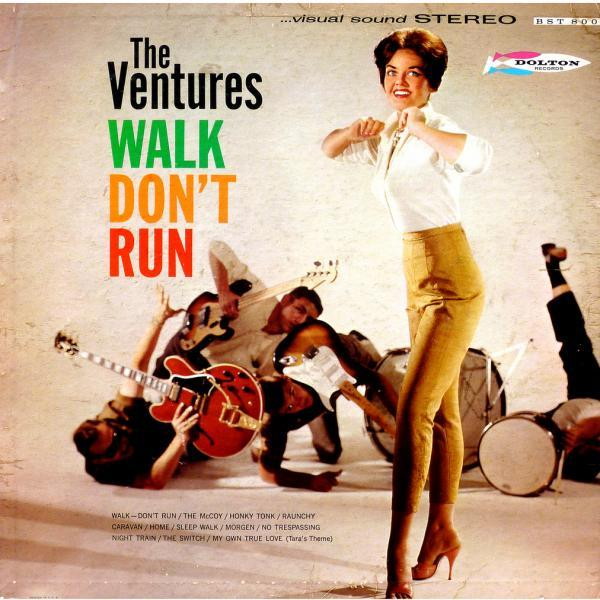 The Ventures - Walk Don't Run