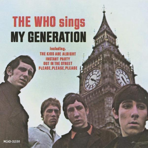 My GenerationThe Who -