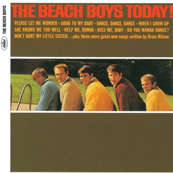 The Beach Boys - TODAY!