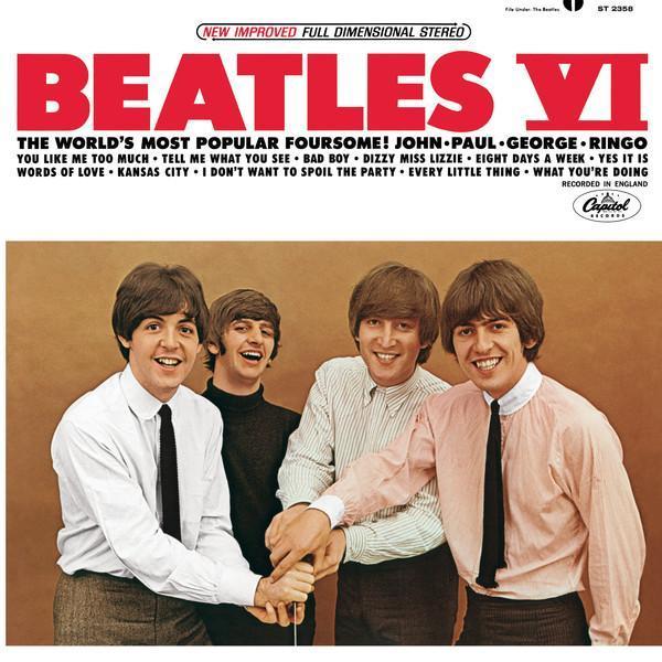 The Beatles: Beatles VI