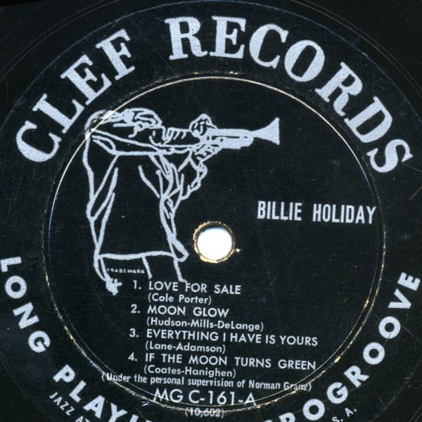 Billie Holiday - Love for Sale