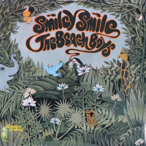 The Beach Boys- Smiley Smile
