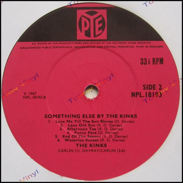 The Kinks - Something Else - Part 2
