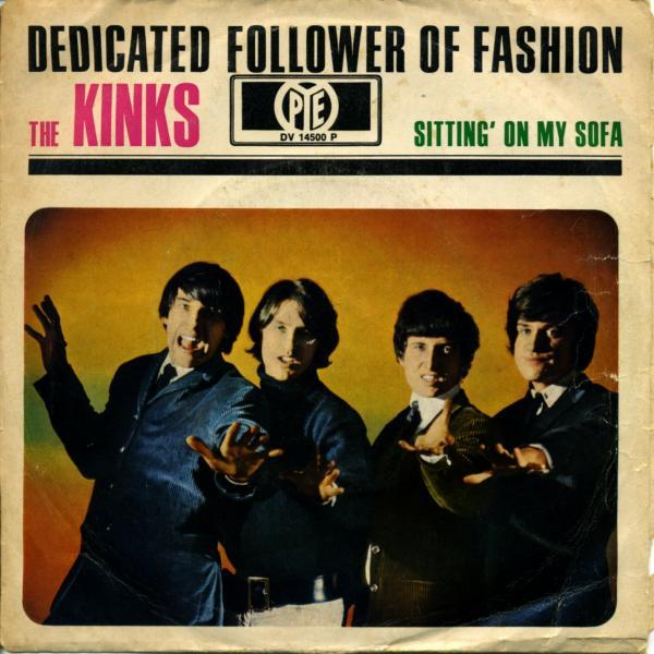 The Kinks - Dedicated Follower of Fashion