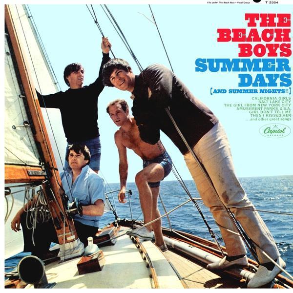 The Beach Boys: Summer Days (and Summer Nights)