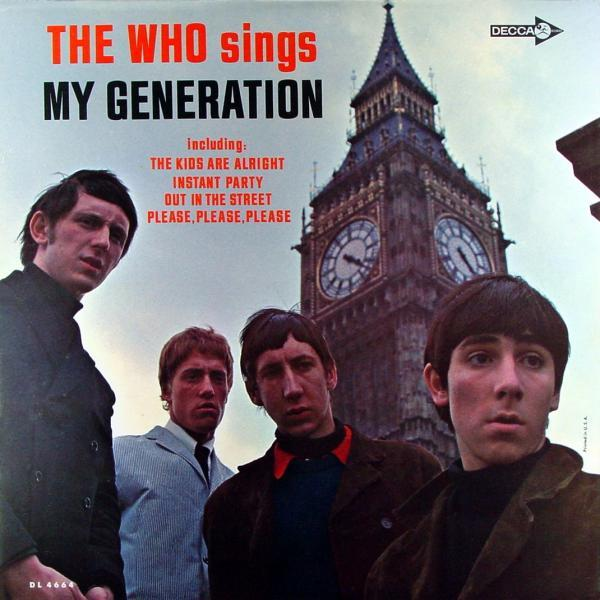 The Who: Sings My Generation