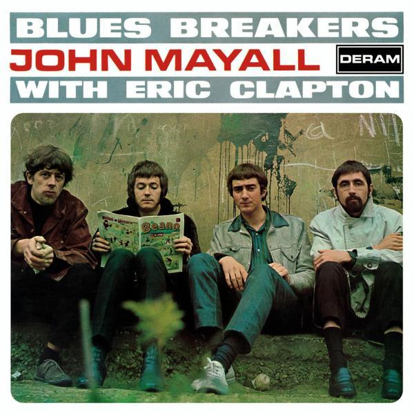 John Mayall Blues Breakers w/Eric Clapton