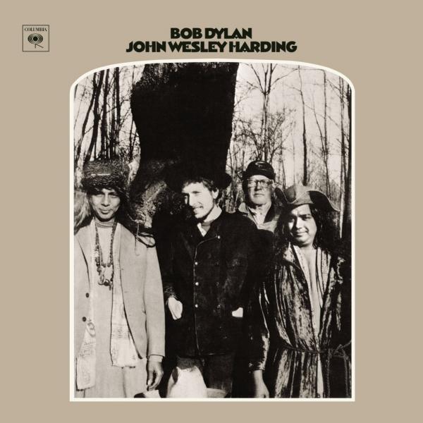 Bob Dylan: John Wesley Harding