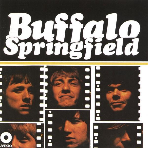 Buffalo Springfield - Self Titled