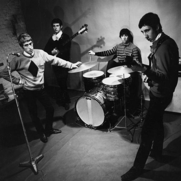 The High Numbers aka The Who in 1964