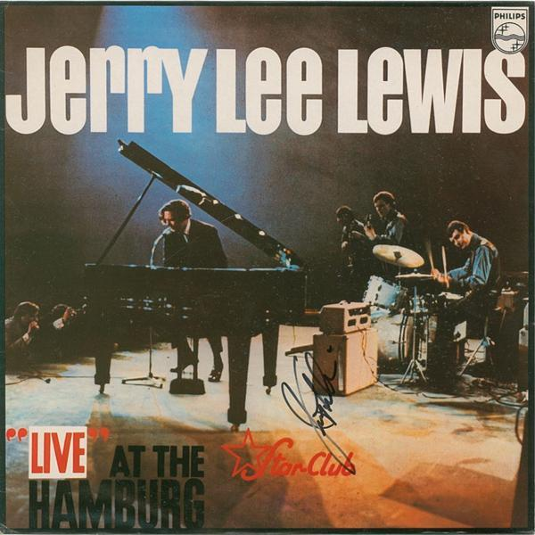 Jerry Lee Lewis Live at the Star Club