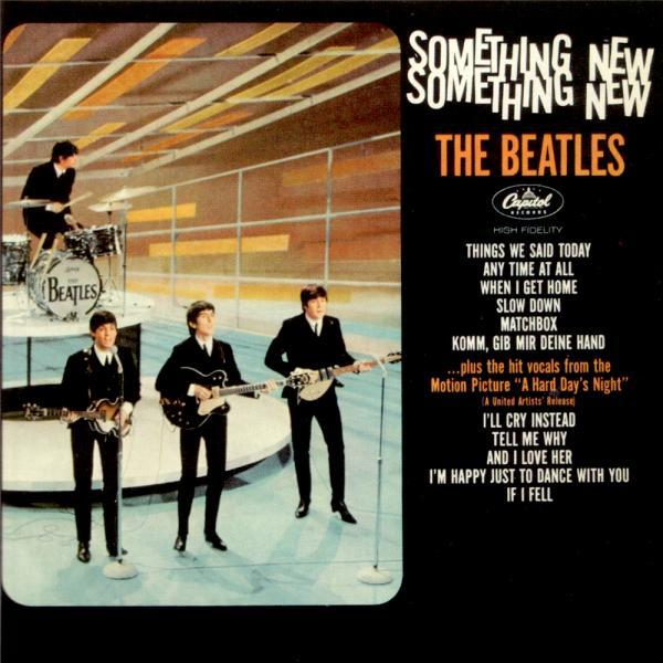 The Beatles: Something New