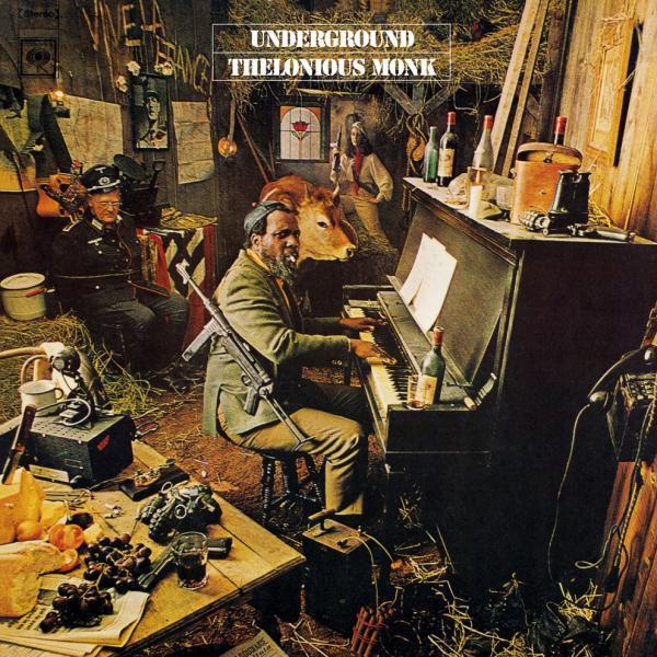 Thelonious Monk: Underground
