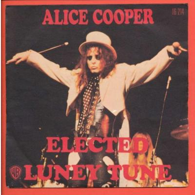Elected – Alice Cooper