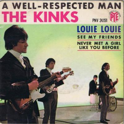 Well Respected Man - The Kinks