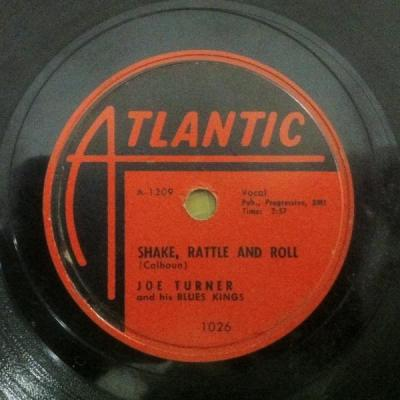 Shake, Rattle & Roll – Joe Turner & His Blues Kings