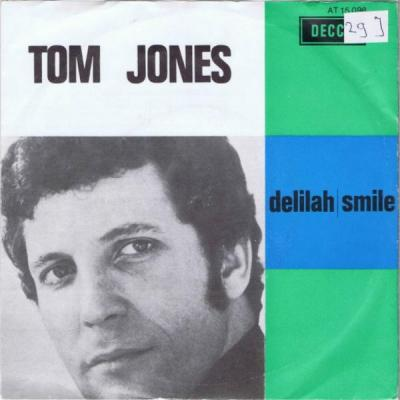Delilah – Tom Jones