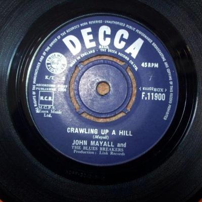 Crawling Up a Hill – John Mayall