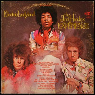 Jimi Hendrix Experience: Electric Ladyland