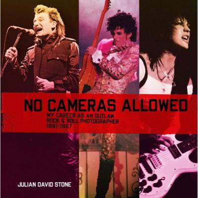 NO CAMERAS ALLOWED –  JULIAN STONE