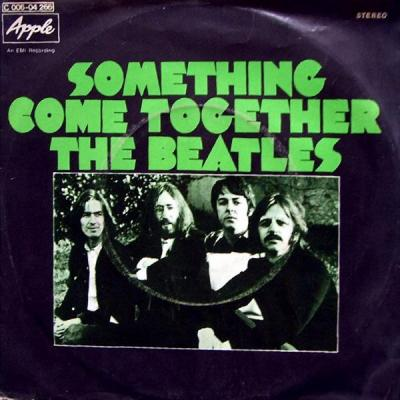 Something/Come Together - The Beatles