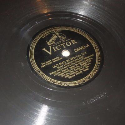 Sidney Bechet- Old Man Blues