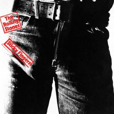 The Rolling Stone -: Sticky Fingers