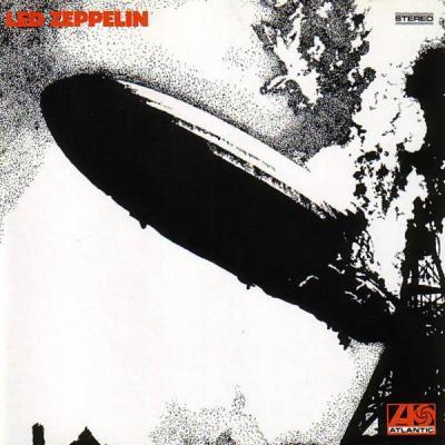 Led Zeppelin - Led Zeppelin First Album