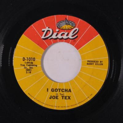 Joe Tex - I Gotcha