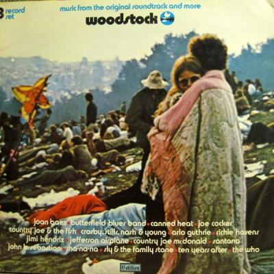 Woodstock Original Movie Soundtrack