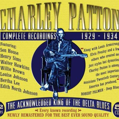 Charley Patton and Friends