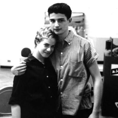 Carole King and husband Gerry Goffin