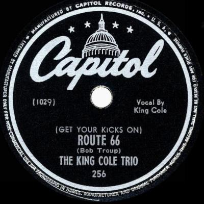Route 66 – Nat King Cole