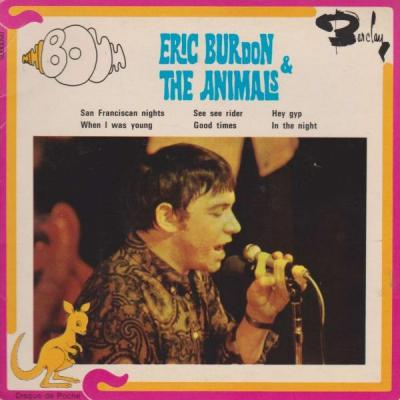 San Franciscan Nights – Eric Burden & The Animals
