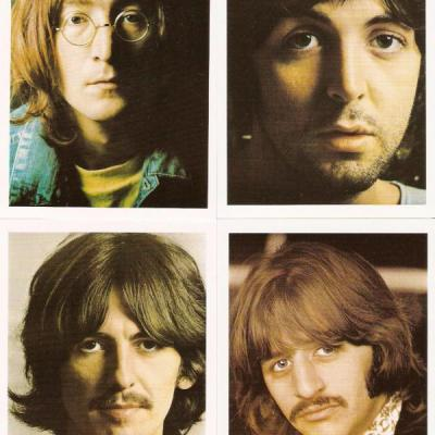 The Beatles- The Beatles (White Album)