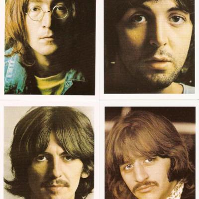 The Beatles- The Beatles (White Album)