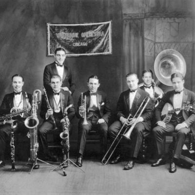 Bix, Tram and the Golden Age of Jazz