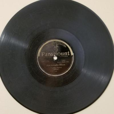 Charley Patton - Rattlesnake Blues