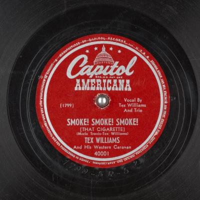 Smoke! Smoke! Smoke That Cigarette – Tex Williams