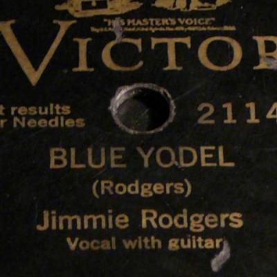 Memphis Yodel - Jimmie Rodgers